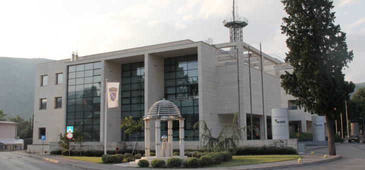 BH Pošta – Mostar